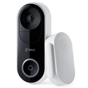 360 Smart Home Video Doorbell