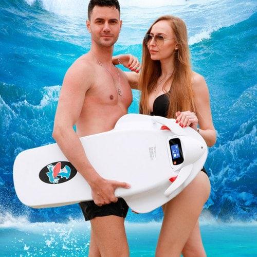 Longboards Electric Surfboard