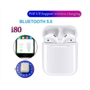 I80 Bluetooth 5.0 stereo headphones