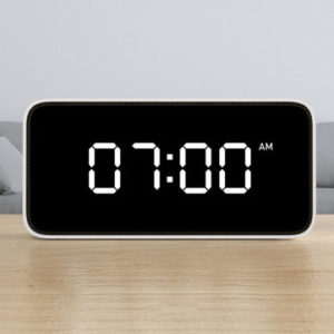 Voice Control Weather Broadcast Xiaomi Smart Table Clock