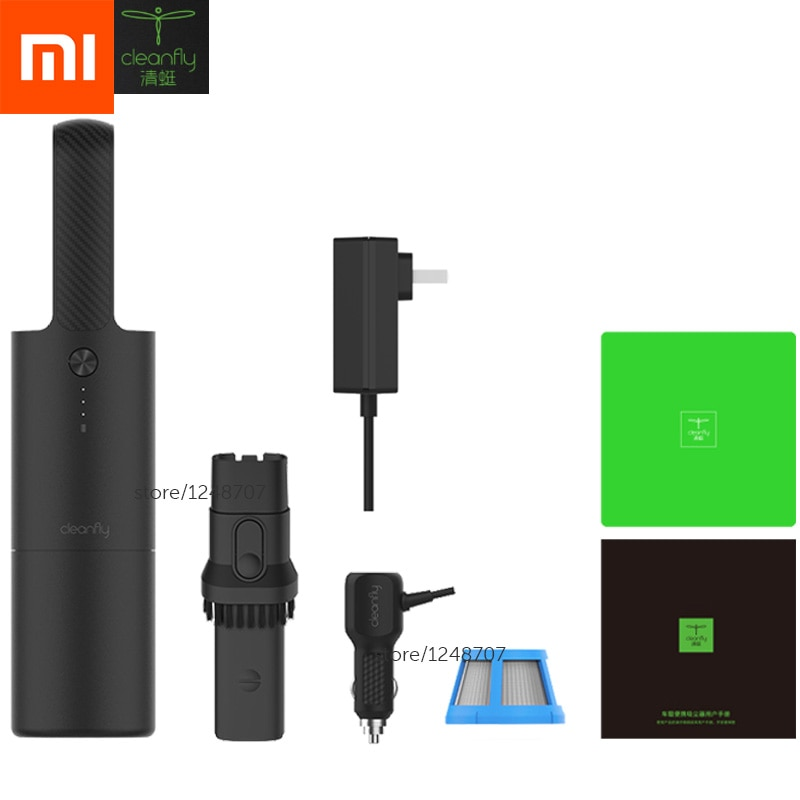 Xiaomi Cleanfly Portable Car Vacuum Cleaner
