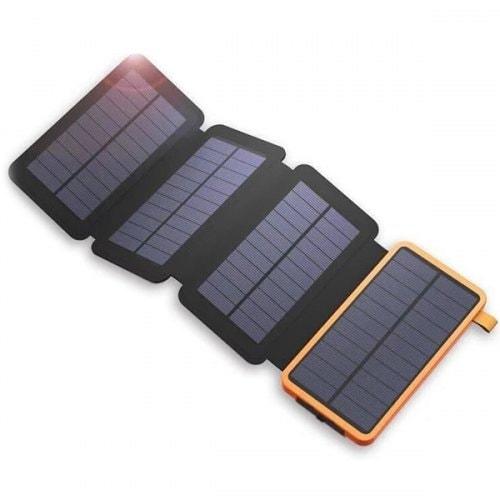 Waterproof Portable Folding Solar Panel Power Bank