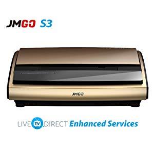 JmGO S3 3D Ultra Short Focus Smart Home Theatre Laser Projector