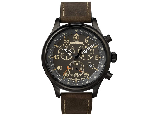 Timex Camping Watch Expedition Field Chronograph Watch