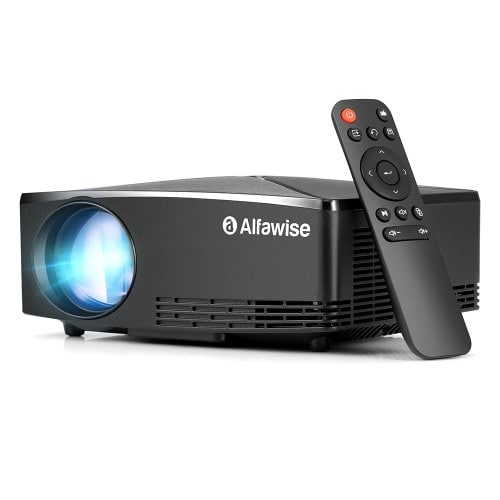 Alfawise A80 Smart Home Projector – Home Entertainment Video Projector