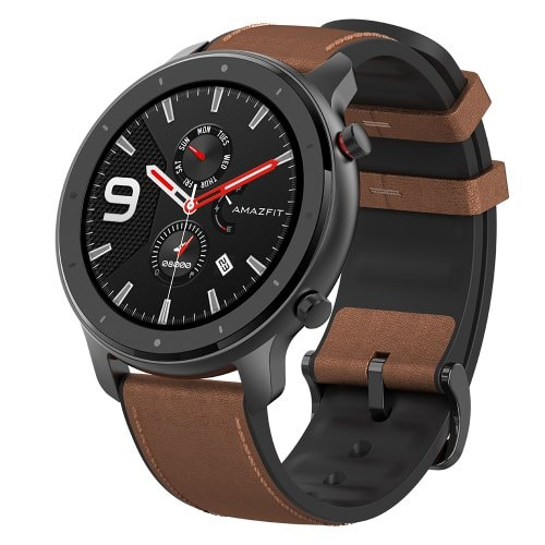 Amazfit GTR 47mm Amoled Smartwatch International Version