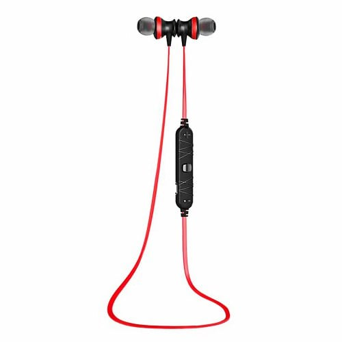 Awei A980BL Anti-sweat Sports Wireless Earphone Noise Cancelling Neckband Style Headphones