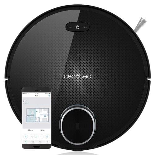 Smart App Control Cecotec Conga Robot Vacuum