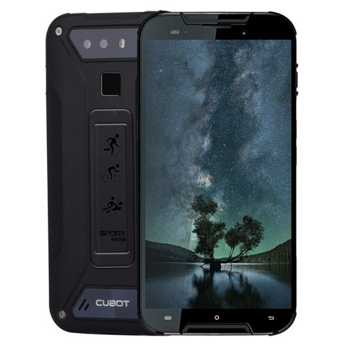 Cubot Quest Lite 5.0 inch Sports & Outdoor Rugged 4G Smartphone