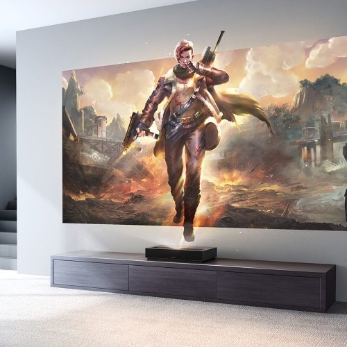 Xiaomi Ecosystem Fengmi 4K Ultra Short Throw Laser Projector With 1700 ANSI Lumens
