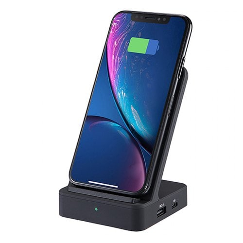 Gocomma Speed Charging 18W Fast Wireless Charger for Smartphones