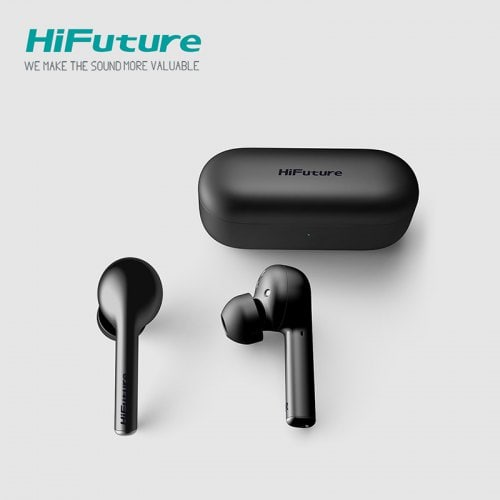 HiFuture 6 Hours Playback Stereo Earbuds