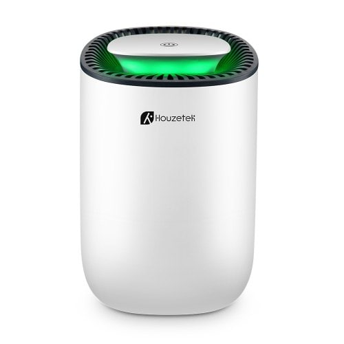 Houzetek Q1 Mini Smart Dehumidifier Low Noise Portable Air Purifier