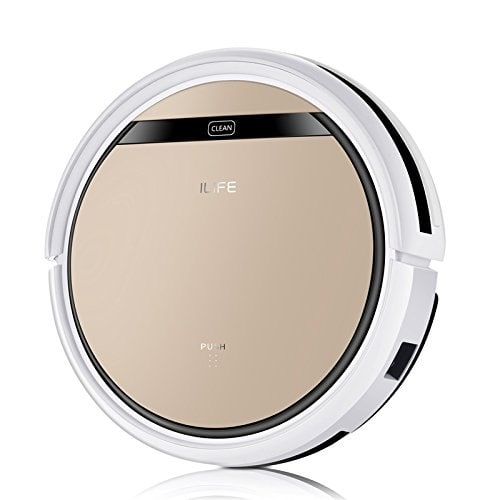 ILIFE V5s Pro Smart Robotic Vacuum Cleaner With Water Tank