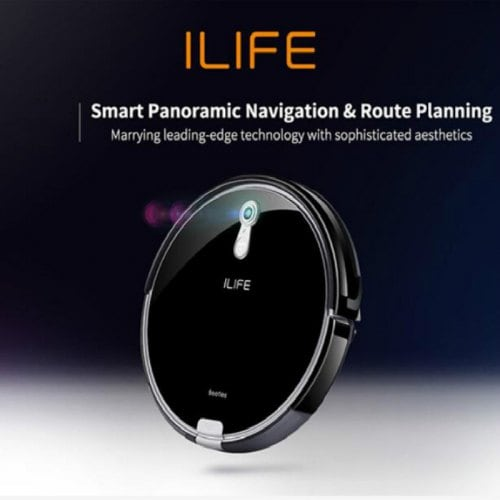 Ilife X660 Multi-Mode Smart Robot Wet and Dry Vacuum Cleaner