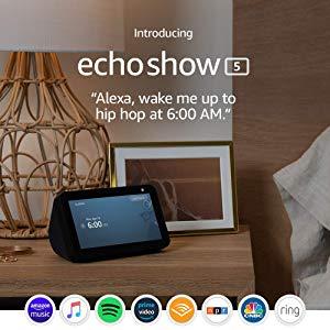 Echo Show 5 deals