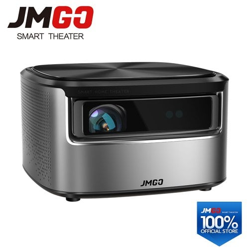 JMGO N7 DLP 1300 ANSI Lumens Smart Home Theater Projector Global Version