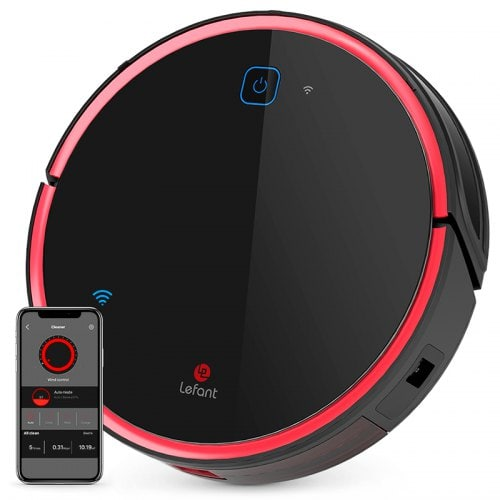 Lefant T700 Robotic Smart Vacuum Cleaner
