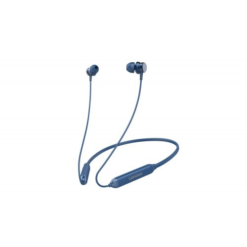 Lenovo HE15 On-The-Go Waterproof Subwoofer Stereo Sports Earphone With IPX5 Waterproof & Noise-cancelling