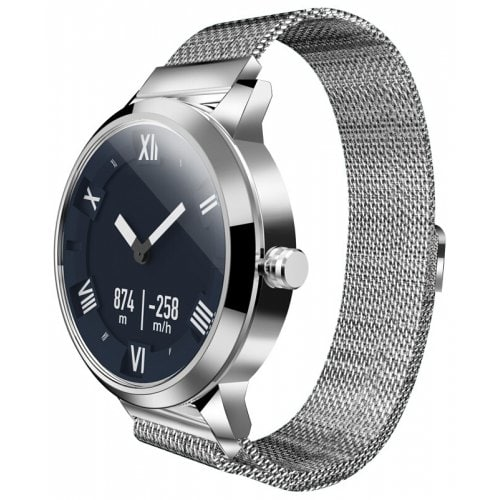 Lenovo Watch X Plus 45 Days Standby Bluetooth Waterproof Smartwatch With Milanese Strap (Seiko manufacturing), Support iOS and Android