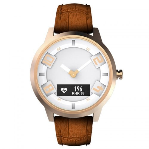 Lenovo Watch X OLED Screen Sapphire Glass Stylish Hybrid Smartwatch