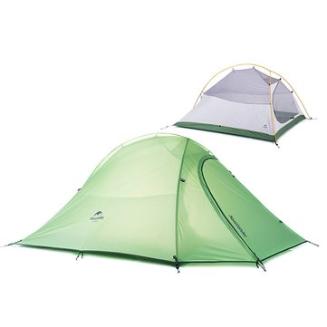 Naturehike UV-Protection Double Layer Tent for 2 Person