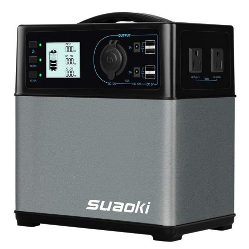 Suaoki PS5B Portable Power Station