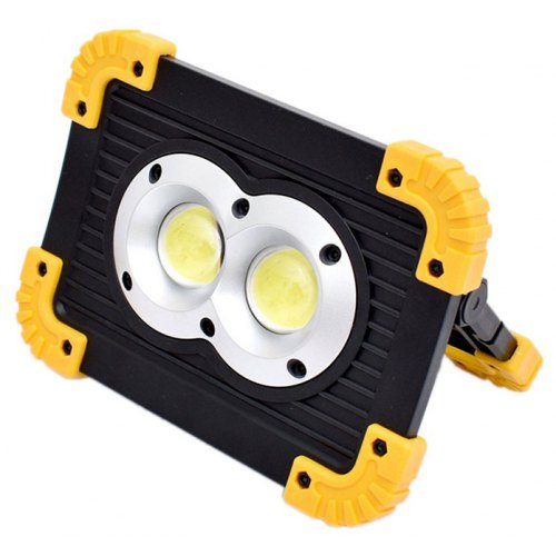 Utorch W1 USB Rechargeable Floodlight