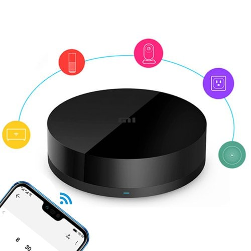 Xiaomi Mijia Universal IR  Voice Control Smart Home APP Switch Support Mi AI Speaker Remote Controller