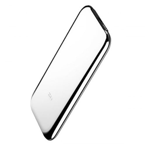 Xiaomi Eco ZMI 6000mAh Stainless Steel Quick Charging Mobile Power Bank
