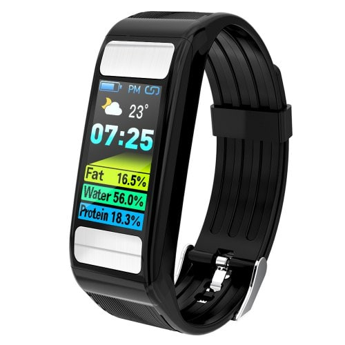 Alfawise T9 Fitness Tracker Smart Band BMI Heart Rate And Sleep Monitor Daily Wristband