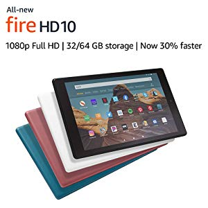 Extra Offer For New Released All-New Fire HD 10