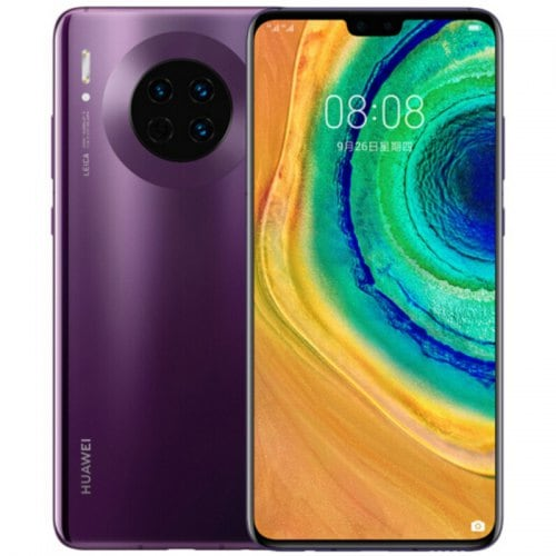 Huawei Mate 30 6.62″ Smartphone With 40MP Triple Rear Camera 8GB 128GB NFC 4200mAh Wireless Charge