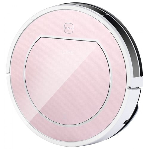 Multifunctional Auto and Manual Modes Robot Vacuum Cleaner ILIFE V7s Plus Smart Robotic Vacuum Cleaner