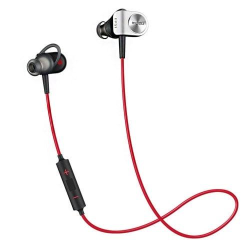 Original Meizu EP51 Wireless Earphone Waterproof Stereo Aluminium Alloy Headset With Mic