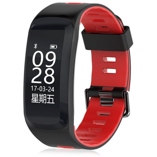 NO.1 F4 Waterproof Sports Smartband Blood Pressure Blood Oxygen Heart Rate Monitor Smart Wristband For for Android and iOS