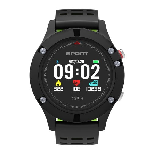 NO.1 F5 Smartwatch Real-time Temperature and Altitude Measure Multiple Sports Modes Smart Watch