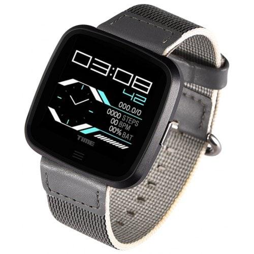 NO.1 G12 Steel Fashion Smart Watch Heart Rate 8 Sport Modes Smart Watch