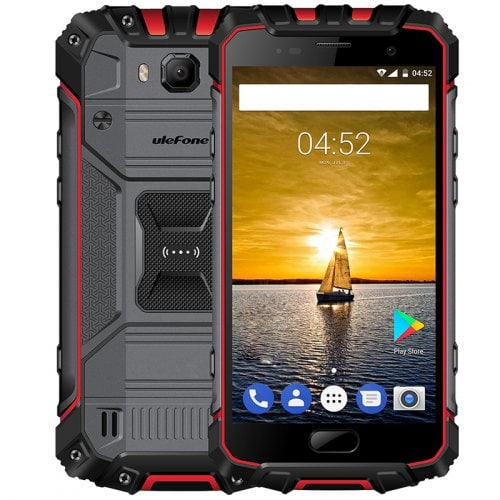 Ulefone Armor 2 4G Smartphone – Best Dustproof Waterproof Outdoor Phone 64GB ROM
