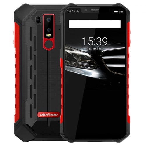 Ulefone ARMOR 6E NFC Waterproof 6.2 inch Phablet buy best price