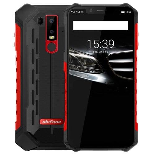 Ulefone ARMOR 6E NFC Waterproof 6.2 inch Phablet, 4GB RAM + 64GB ROM, 2246 x 1080 FHD+ Display Resolution