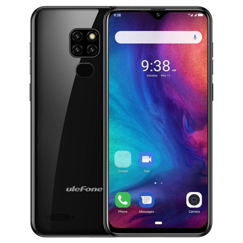 Ulefone Note 7P 6.1-inch FHD Smartphone Triple Rear Camera 3GB RAM 32GB ROM