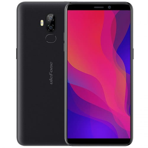Ulefone Power 3L 6.0-inch Smartphone: 13.0MP + 5.0MP Rear Camera, Fingerprint + Face ID