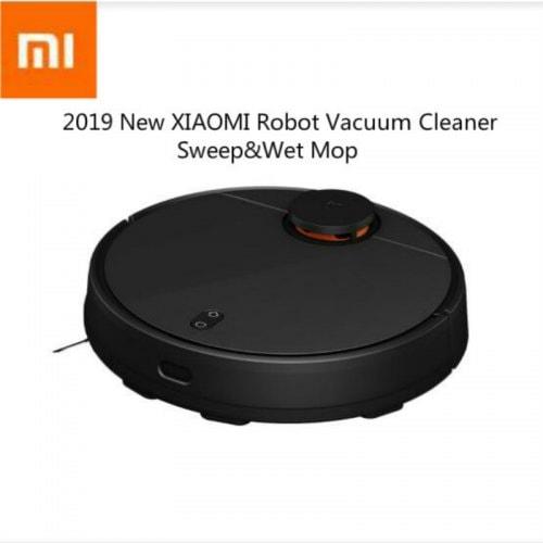 Xiaomi Mijia Robot Vacuum Cleaner Black Brazil
