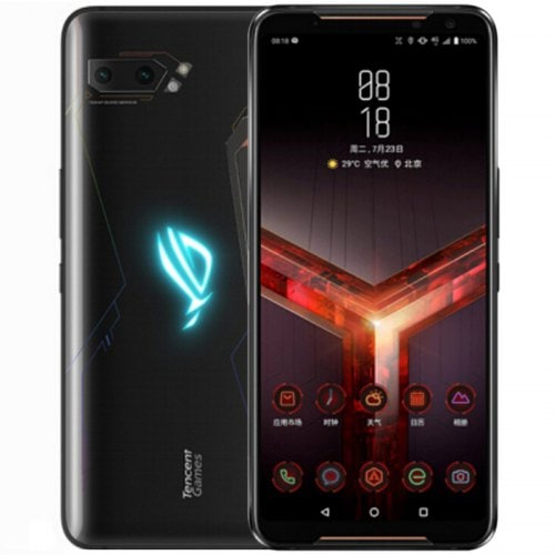 ASUS ROG Phone 2 Gaming Smartphone 6.59 Inch FHD+ Android 9.0 NFC 48MP+13MP Rear Camera Phablet for Games