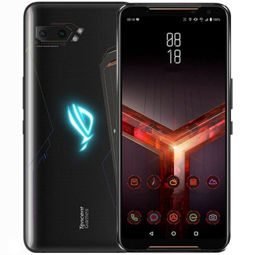 ASUS ROG2 Gaming Smartphone Global Version 6.59 inch Android Pie OS 8GB + 128GB Phone
