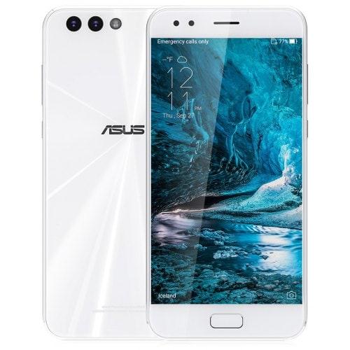 ASUS ZenFone 4 ( ZE554KL ) 4G Phablet Global Version - White