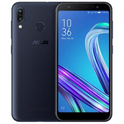 ASUS ZenFone Max Plus M1 4G Smartphone International Version, 4GB RAM 64GB ROM