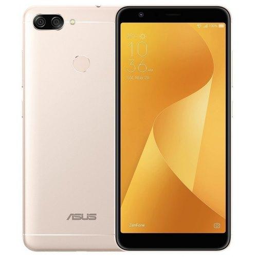 ASUS ZenFone Max Plus 4G Smartphone International Version, Golden Color
