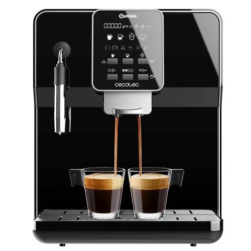 Cecotec Coffe Machine Super Automatic PowerMatic-ccino 6000 Serie Nera